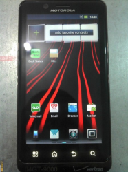 Redeveloped Motorola DROID Bionic Surfaces