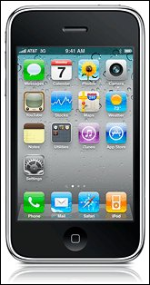 AT&T iPhone 3GS