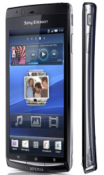 Sony Launches Xperia Arc with AT&T 3G Support for $599.99