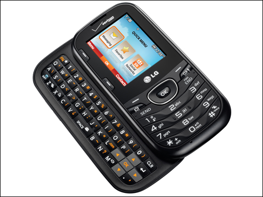 Verizon LG Cosmos 2