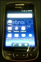 MetroPCS Samsung Admire 1