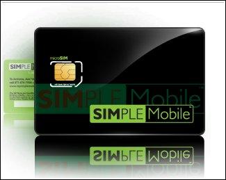 Simple Mobile microSIM