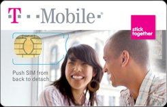 T-Mobile Now Selling microSIM Online