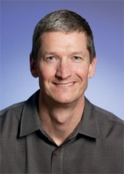 Breaking: Tim Cook to Succeed Steve Jobs as Apple CEO, Jobs Named Chairman (Updated)