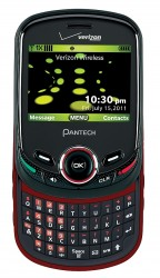 Verizon Launches Pantech Jest 2 Global Edition