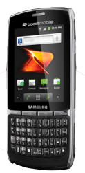 Samsung Replenish Gets Android 2.3, Boost Mobile Starts Carrying It