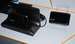 Live Shots of Sprint's First LTE Portable Hotspot by Sierra Wireless