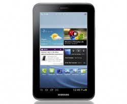 Samsung Announces 7-Inch Galaxy Tab 2