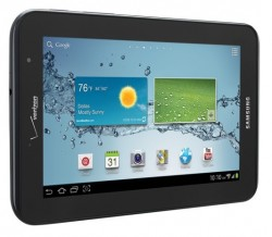 Verizon to Launch LTE-Equipped Samsung Galaxy Tab 2 7.0 on Friday