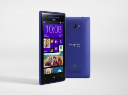 HTC 8X in Purple