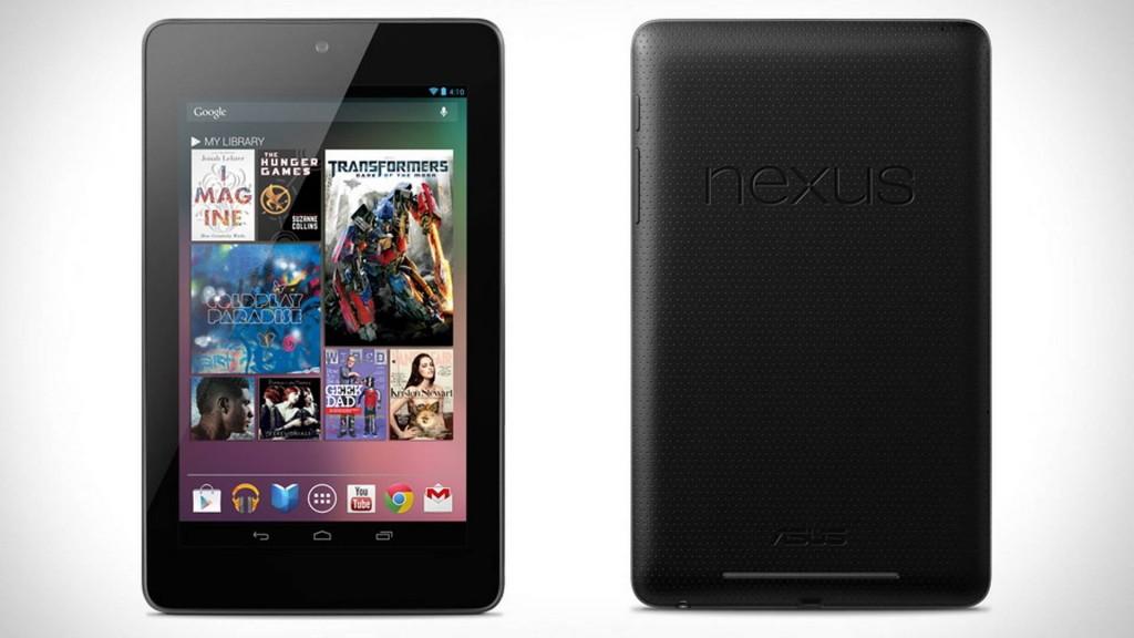 Nexus 7 press