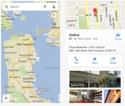 Google Maps Now Available As Standalone App on Apple App Store