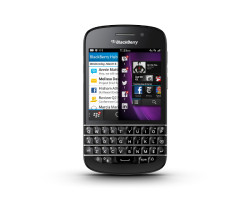 Sprint Confirms No Launch of BlackBerry Z10, Will Launch Q10 In Its Place