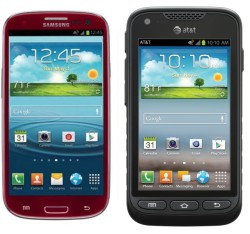 AT&T Pushing Out Android 4.1 for Galaxy S III, Rugby Pro