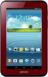 Deal: Samsung Galaxy Tab 2 (Red) - $169.99 After Rebate