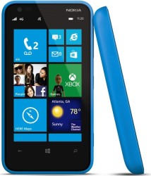 Nokia Announces Lumia 620 for AiO Wireless