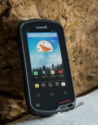 Garmin Announces Android-Powered Monterra Outdoor GPS Device
