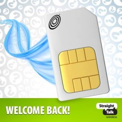 StraightTalk AT&T SIM Cards Return To Online Store In Select Markets