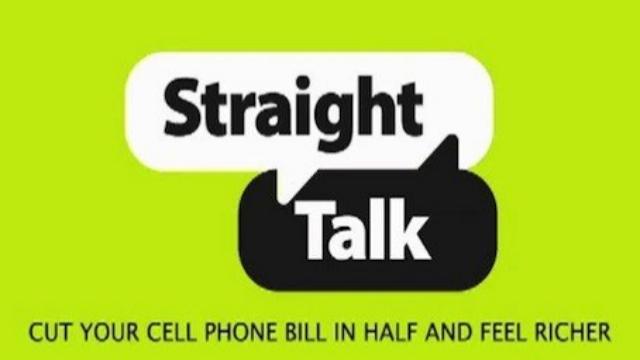Straight Talk logo wide