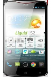 Acer Announces Liquid S2 Android Smartphone with 4K Video Capture