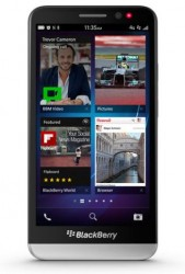 BlackBerry Announces Z30 Smartphone with 10.2 Update (Updated)