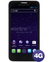 Metro PCS Launches Alcatel OneTouch Evolve And OneTouch Fierce Smartphones