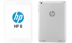 HP Quietly Launches HP 8 Android Tablet