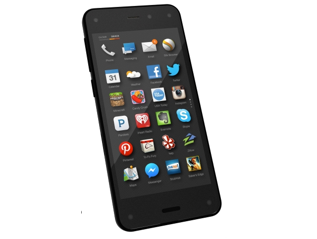 Amazon Fire Phone wide