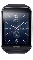 Samsung Announces Gear S Tizen-Powered Smartwatch with 3G Radio