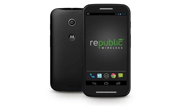 Republic Wireless Moto E