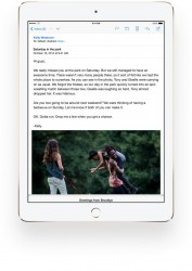 Apple Announces iPad Air 2 and iPad Mini 3 Along With Apple SIM