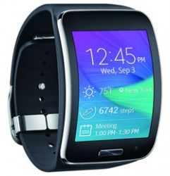 Samsung Announces Gear S US Launch With All Four Carriers
