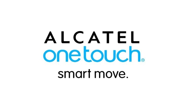 Alcatel One Touch logo wide