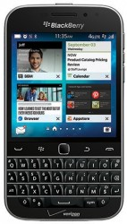 Verizon To Launch BlackBerry Classic