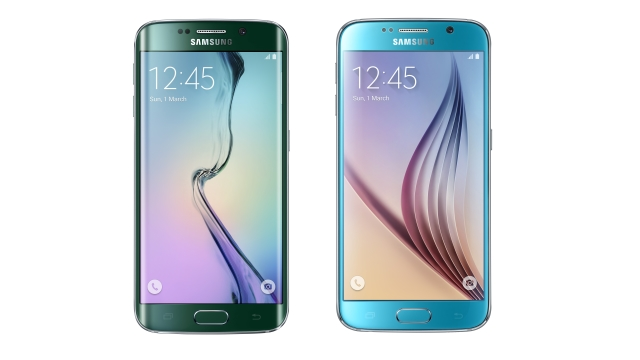 Samsung Galaxy S6-Edge