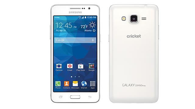 Samsung Galaxy Grand Prime Cricket