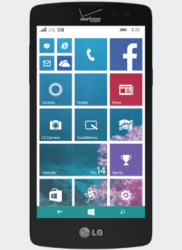Verizon Launches LG Lancet Windows Phone Smartphone