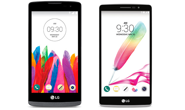 T-Mobile LG Leon and G Stylo