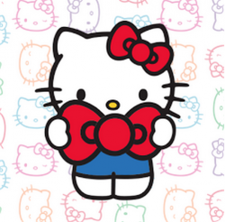 Sanrio Yanks Hello Kitty Android Wear Watch Face from Google Play